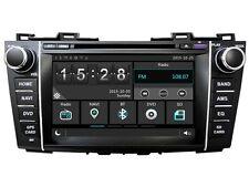 Car DVD Headunit Radio for Mazda 5 2010-2013 GPS Navi Wifi 3G Phone Mirror Link