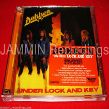 DOKKEN - UNDER LOCK AND KEY - Remastered Collector's Edition CD - Rock Candy