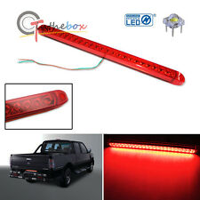 "18"" Trunk Tailgate Red LED Light Bar For Tail Brake Light Functions For Trucks"