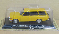 """DIE CAST """" WARTBURG 353 TOURIST """" LEGENDARY CARS SCALA 1/43"""