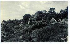 CP 02 AISNE - Mons-en-Laonnois - Les Creuttes