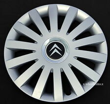 "Alloy wheels look 14"" wheel trims to fit Citroen  C1,C2,Saxo,Berlingo"
