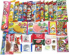 Dagashi Box 32pcs Assorted Okashi Japanese Candy Snacks Sweets Umaibo Japan Food
