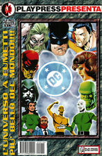 comics PLAYPRESS PRESENTA Nr. 10 - DC Play Press