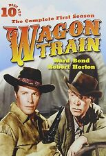 WAGON TRAIN: SEASON 1 (Ward Bond) 10 disc  - DVD - UK Compatible - sealed
