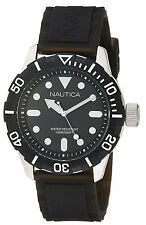 Nautica Men's NSR 100 Sport Black Watch - A09600G