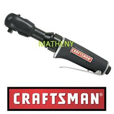 "Craftsman 3/8"" Drive Air Ratchet Pneumatic Wrench Mechanics Tool 45 ft/lbs. NEW"
