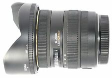Sigma EX 10-20mm f/3.5 DC HSM EX Lens For Canon