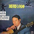 CHAD MORGAN Here I Am OZ LP - Autographed 1978