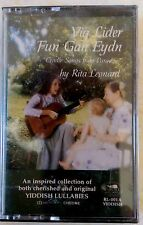 Rita Leonard  Cradle Songs from Paradise Children baby Yiddish Lullabies