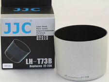 Professional Replacement Lens Hood ET-73B  For Canon 70-300mm IS USM White ET73B
