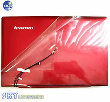 New Lenovo IdeaPad U430 LCD Back Cover For TouchScreen Red 3CLZ9LCLV10 US Seller