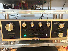 AUDIO RESEARCH SP-3 TUBE PREAMPLIFIER