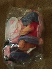 Disney Firefly Winnie The Pooh And Eeyore Bean Bag Plush Set Mint In Package