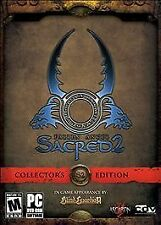 Sacred 2: Fallen Angel -- Collector's Edition Amazon.com Exclusive (PC, 2008)