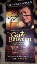 Michael Crawford Signed The Go Between Theatre Flyer Some Mothers Do Ave Em