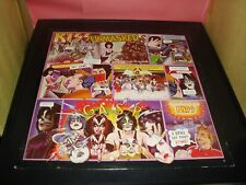 "Kiss Unmasked 12"" Vinyl Record Albums EX+ Condition NBLP 7225 1980 Torpedo Girl"