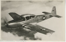 Postcard 1166 - Aircraft/Aviation Real Photo North American L-17A Navion