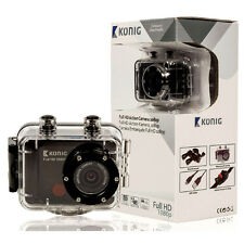 Full HD Action Camera 1080p - KONIG CSAC300