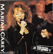 MARIAH CAREY Unplugged 7 track Ep CD
