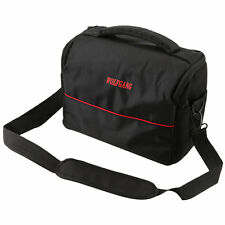 New Waterproof Digital SLR Camera Shoulder Carry Case Bag For Canon EOS SM