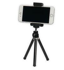 """Stativadapter 1/4"""" für iPhone, Samsung, HTC und andere Smartphones inkl. Stativ"""