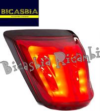 8064 - FANALE POSTERIORE A LED VESPA 50 150 PRIMAVERA SPRINT - BICASBIA