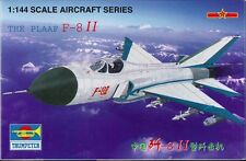 Trumpeter 01328 The PLAAF F-8II Plastic Model Airplane Kit 1/144 Scale