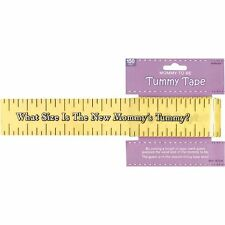 Baby Shower Tummy Measure Game (Each) Party Supplies
