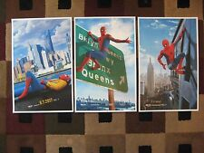 "Spider-Man - Homecoming (11"" x 17"") Movie Poster Prints ( Set of 3 ) - B2G1F"