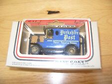 Lledo Days Gone Model T Ford Van with Yorkshire Post decals