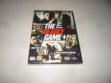 THE DEADLY GAME - DVD STARRING GABRIEL BYRNE , RUFUS SEWELL , TOBY STEPHENS