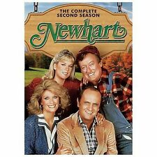 NEWHART - The Complete Second Season (3 Disc Set!) DVD
