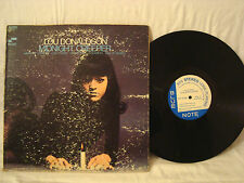 LOU DONALDSON MIDNIGHT CREEPER BLUE NOTE STEREO JAZZ LP LIBERTY ADDRESS