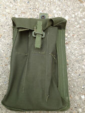 Canadian Military #7098 Wide SMG Mag Pouch Webbing New 82 Pattern #3535