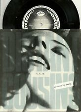 """Distant Cousins - You used to (1989) UK 7"""" + Promo Str"""