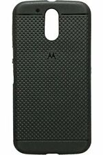 Soft Silicon Back Case Cover For Motorola Moto G4 Plus Tpu Gel Case Matte Black