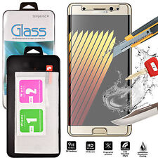 Genuine Tempered Glass Shockproof Screen Protector For Samsung Galaxy Note 7
