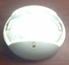 MARINE BOAT WHITE MASTHEAD LED NAVIGATION LIGHT VERTICAL MOUNT