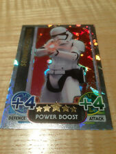 STAR WARS Force Awakens - Force Attax Trading Card #221 Stormtrooper