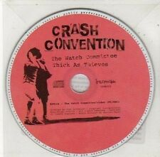 (BY805) Crash Convention, The Watch Committee - DJ CD