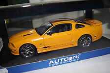 Saleen Ford Mustang S281 orange 1:18 Autoart neu & OVP 73056