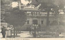 Tarjeta Postal. BAÑOS DE MONTAMAYOR (CÁCERES). Gran Balneario.