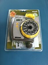 Nelson 2 in 1 Pre-Set Water Timer 56606 , g212