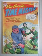 Rip Hunter, Time Master (1961-1965) #17 VG/FN