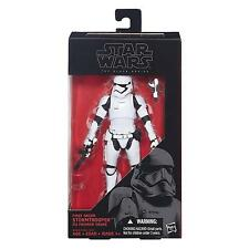 "NEW - Star Wars Force Awakens - Black Series 6"" First Order Storm Trooper (04)"