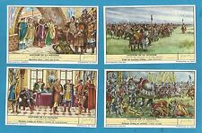 Liebig cards - THE HISTORY OF HUNGARY - Good condition set