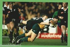 #T54. RUGBY UNION PHOTO - AUSTRALIA VS NEW ZEALAND