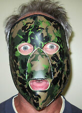 CAMOUFLAGE FACE MASK for SHOTGUN/ARCHERY BOW HUNTING-PAINTBALL-TURKEY-HALLOWEEN