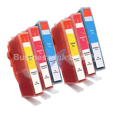 6 COLOR 564 564XL New Ink Cartridge for HP PhotoSmart 4610 5510 5520 6510 6520